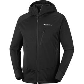 Columbia Steel Cliff Hooded Softshell Jacket Herren black